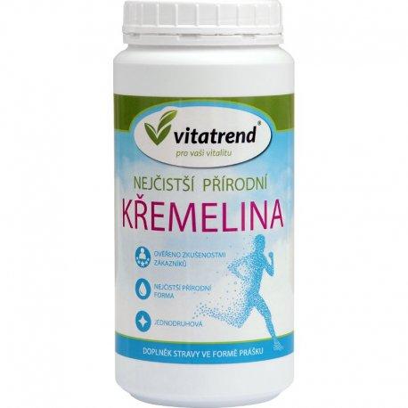 Křemelina Vitatrend 400g (1,5l)