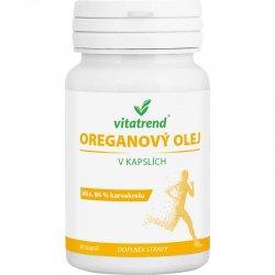 Oreganový olej, 60 kapslí