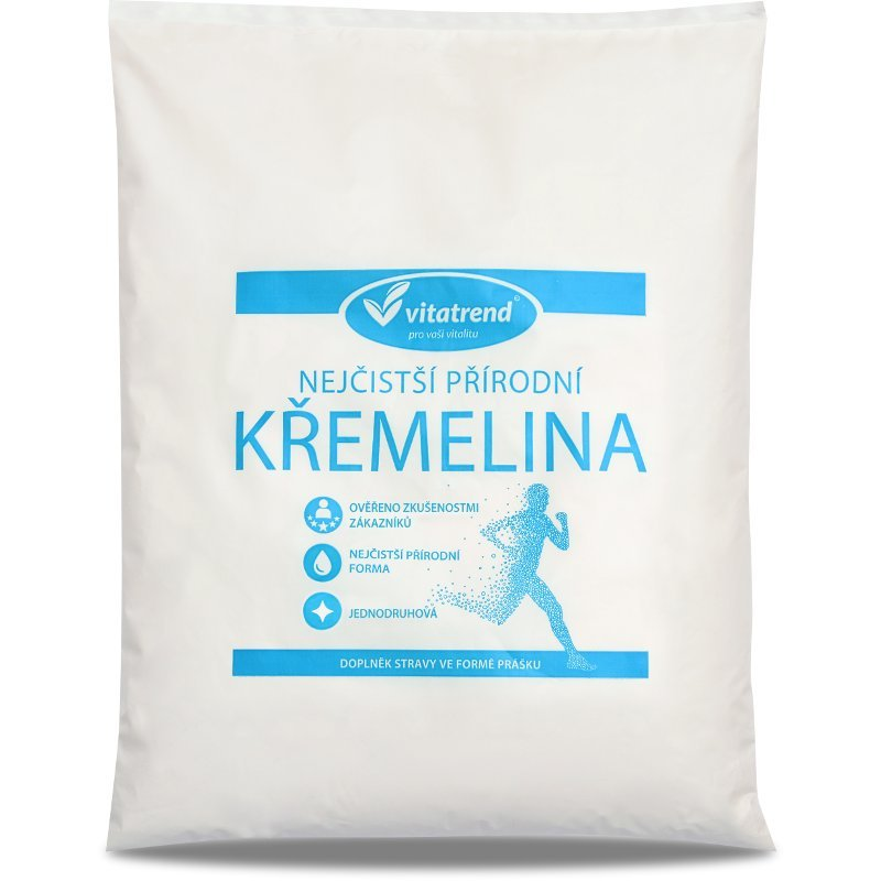 Křemelina Vitatrend 1kg