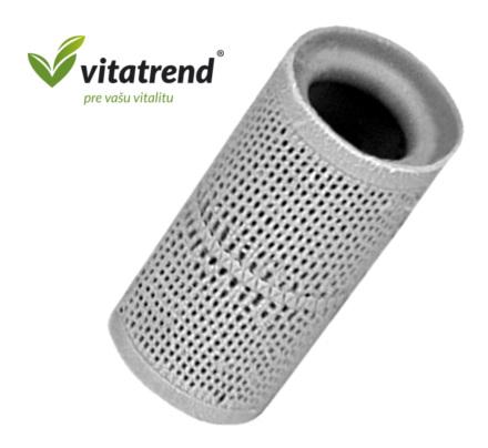 Jednodruhová kremelina Vitatrend