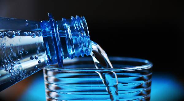 Kremelina a pitie vody
