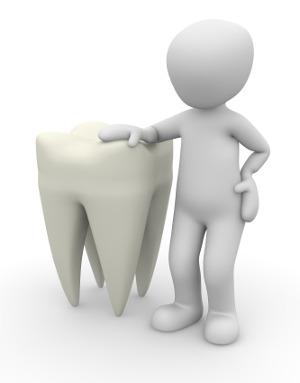 Kremelina prispieva k pevnosti zubnej skloviny