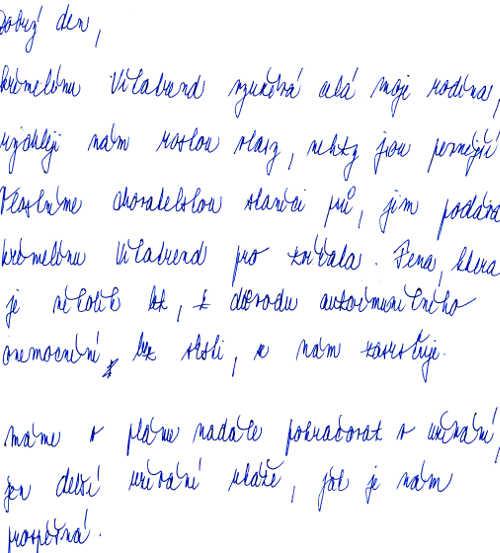 Jana N. - užívání křemeliny Vitatrend a zkušenost s ní